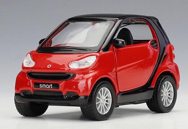 โมเดลรถเหล็ก โมเดลรถยนต์ Benz Smart 2 1