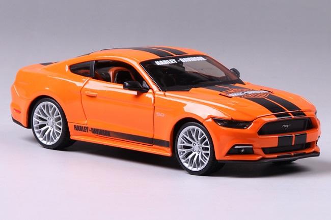 โมเดลรถ รถเหล็ก โมเดลรถเหล็ก โมเดลรถยนต์ Ford Mustang 2015 2