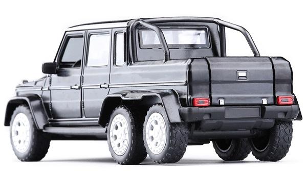 โมเดลรถเหล็ก โมเดลรถยนต์ Benz G63 2
