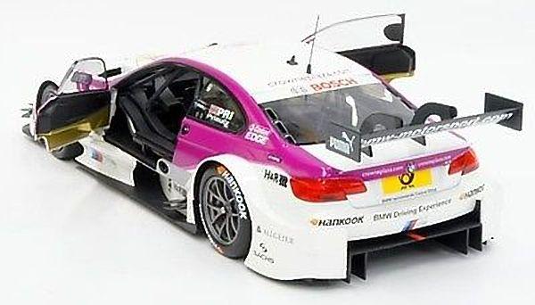 โมเดลรถ โมเดลรถเหล็ก โมเดลรถยนต์ BMW M3 DTM 5