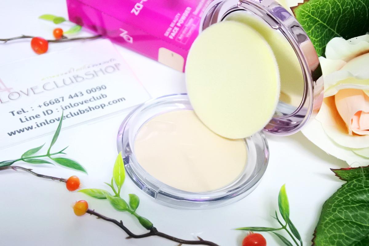 ZA / Skin Beauty Face Powder (#01)