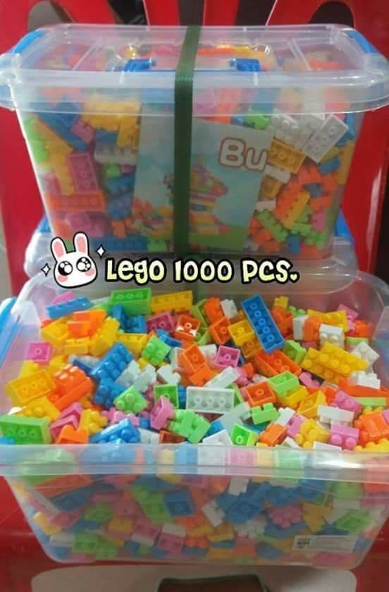 เลโก้1000ชิ้น กล่องใส ระบุ #กล่องใส ด้วยนะคะ