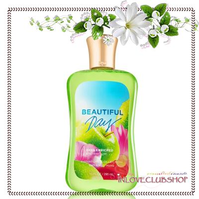 Bath & Body Works / Shower Gel 295 ml. (Beautiful Day)