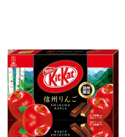 Kit Kat mini รส Shinshu apple