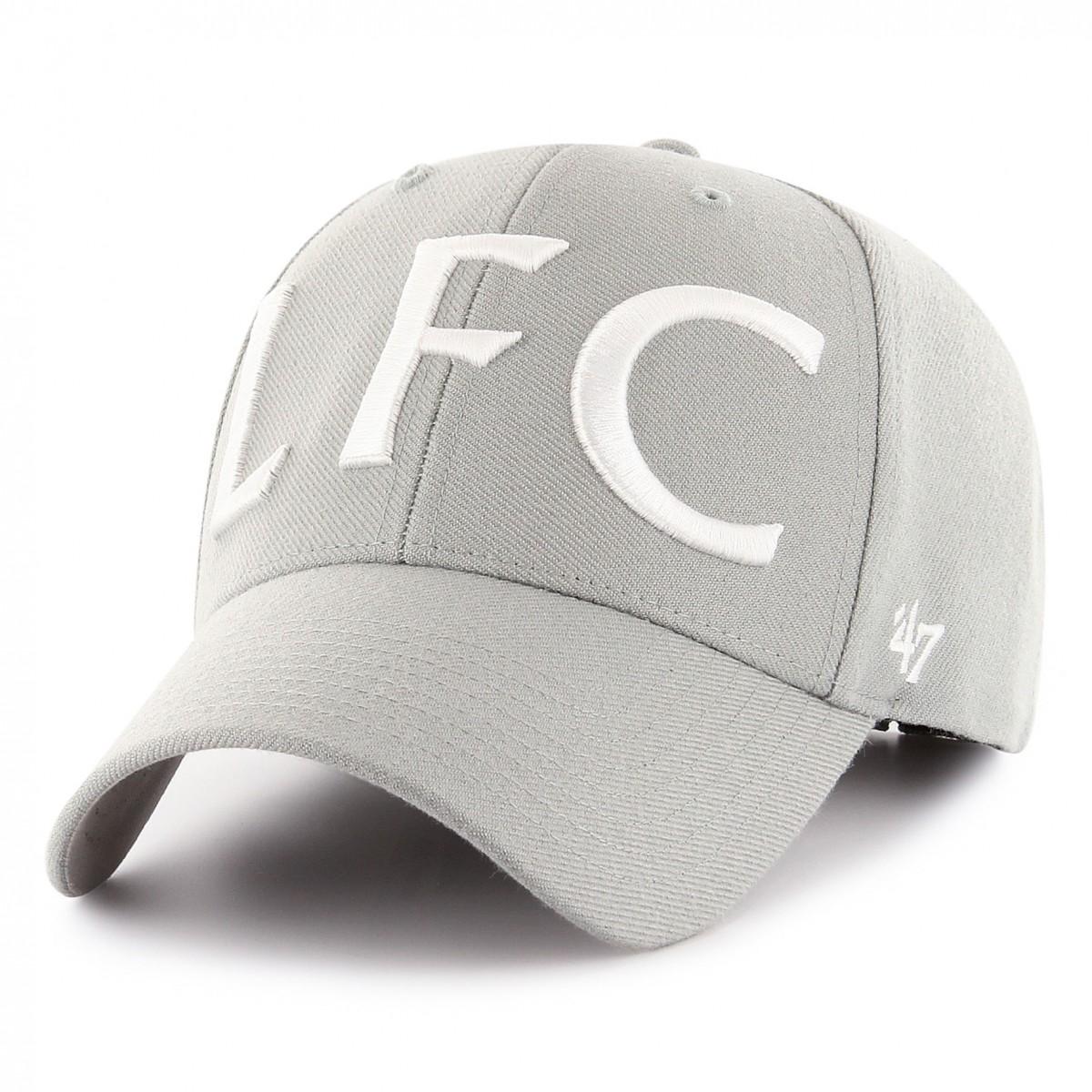 หมวกแก็ปลิเวอร์พูล แบรนด์47 ของแท้ Mens Grey '47 Script Cap