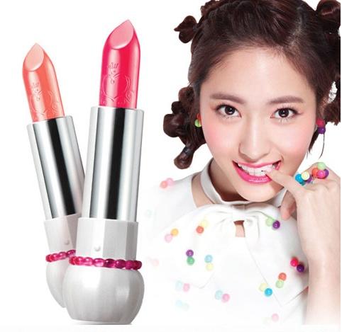 Etude House Dear My Jelly Lips Talk # No.JPK001