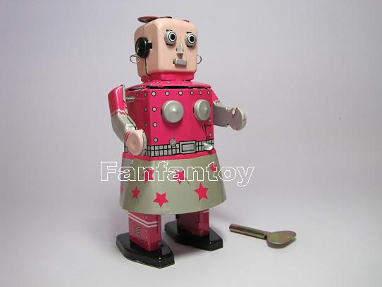 หุ่นยนต์ไขลาน Venus Robot