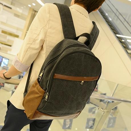 กระเป๋าผู้ชาย | กระเป๋าแฟชั่นชาย เป้สะพายหลัง แฟชั่นเกาหลี