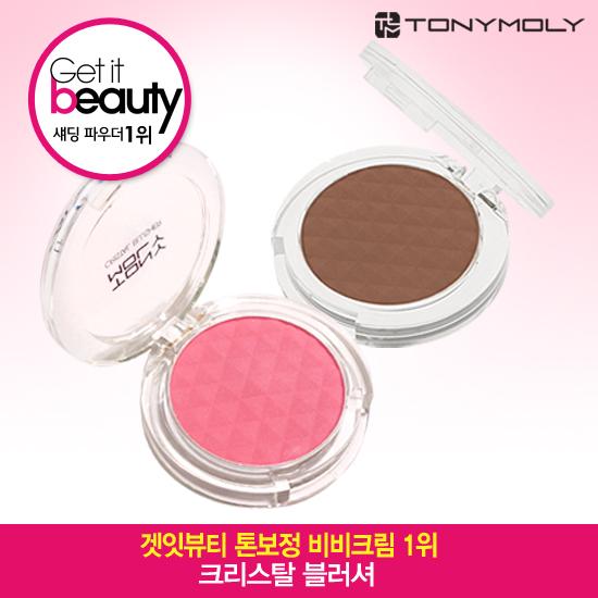 Tonymoly Crystal Blush