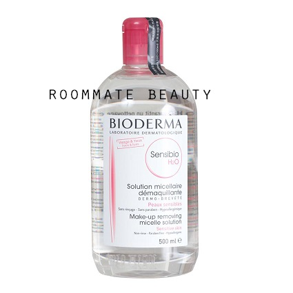 Bioderma Sensibio H2O Solution Micellaire (สีชมพู) 500ml