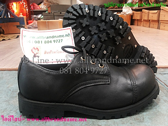 รองเท้าอันเดอร์กราวน์ Under ground สีดำ ไซส์ 40-44