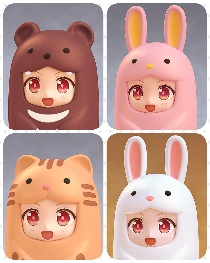 Pre-order Nendoroid More: Face Parts Case