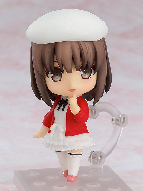 Pre-order Nendoroid Megumi Kato: Heroine Outfit Ver.