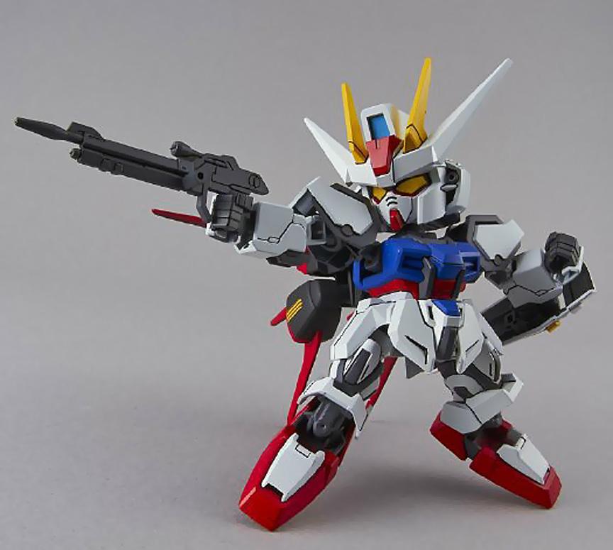 SD Gundam EX-Standard 002 Aile Strike Gundam