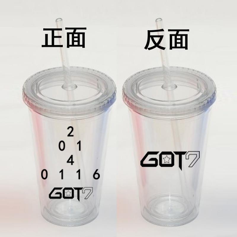 แก้วน้ำทัมเบลอร์ GOT7