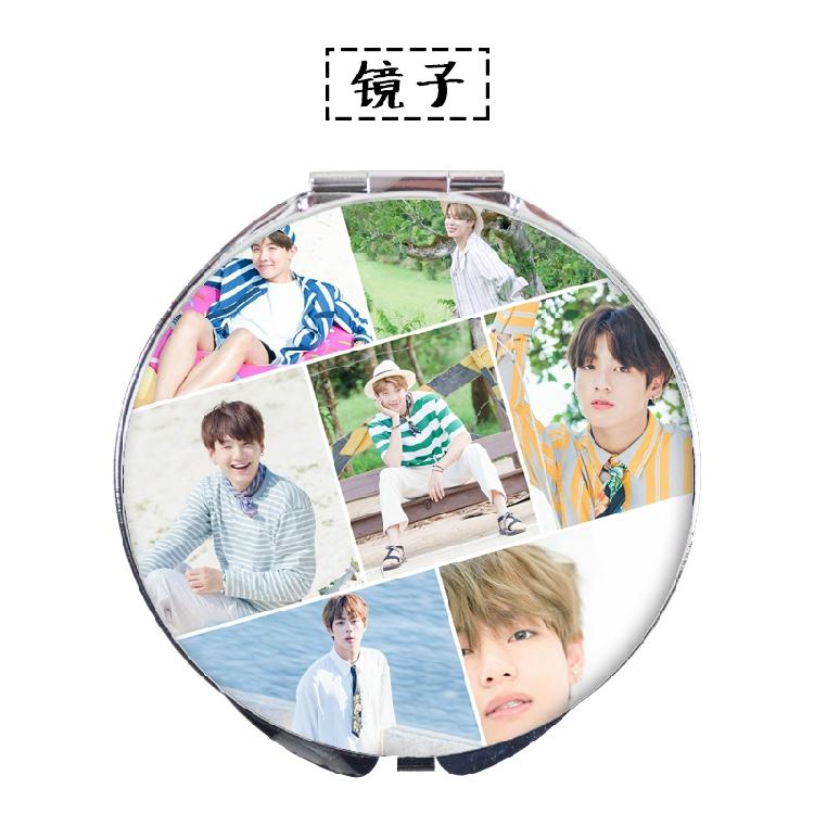 กระจกพกพา BTS Summer Package 2017
