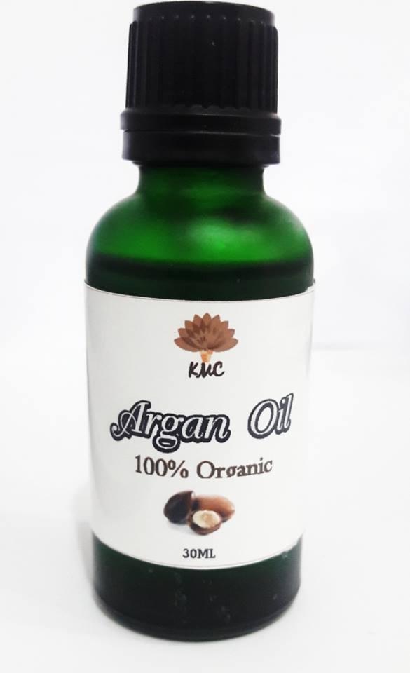 น้ำมัน Argan Oil จากโมร๊อคโค (สกัดเย็น)