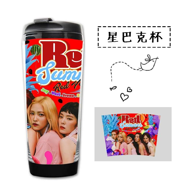 ขวดน้ำ Red Velvet The Red Summer