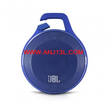 JBL Clip Blue ลำโพงบลูทูธขนาดเล็ก สีสันสดใส ให้เสียงที่คมชัด