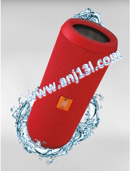 JBL FLIP3 กำลังขับ 16W RMS All purpose, all weather companion (Red!!) แถมกระเป๋าฟรี 1 ใบ