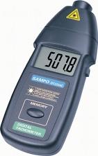 เครื่องวัดความเร็วรอบ (Digital Tachometer) รุ่น DT-2234C ใช้งานทั้งแบบแสง (Non-contact)