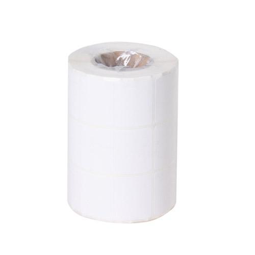 สติ๊กเกอร์บาร์โค้ด 3.2 x 2.5 มม. เต็มดวง (2500 ดวง)