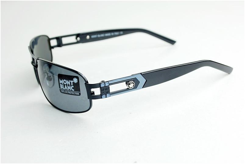 แว่นตาหรูกันแดดสำหรับสุภาพสตรีและสุภาพบุรุษโพลาไรซ์ ใหม่ รุ่น WBL85S สีทอง