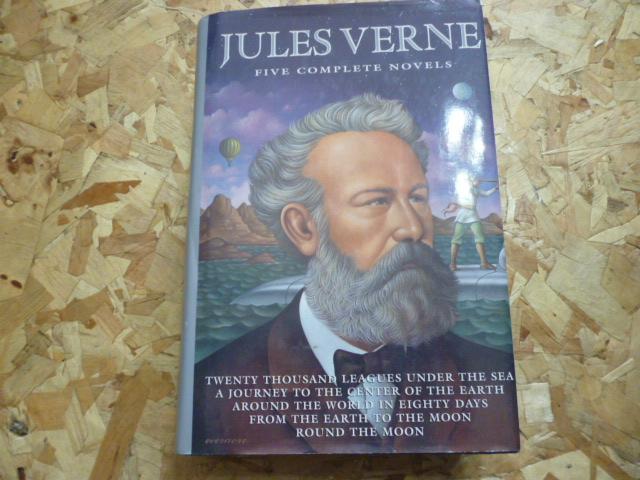 Jules Verne Five Complete Novels (HardbACK)
