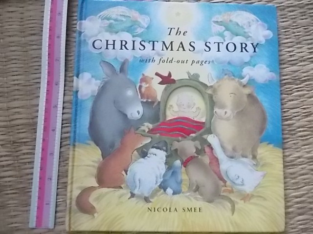 The Christmas Story (With Fold-Out Pages)