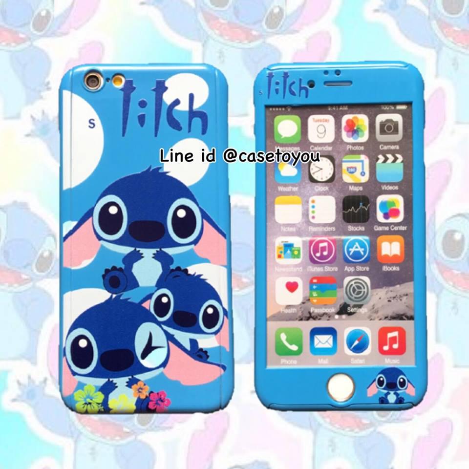เคสประกบ 360 องศา Stitch 02 iPhone 6/6S