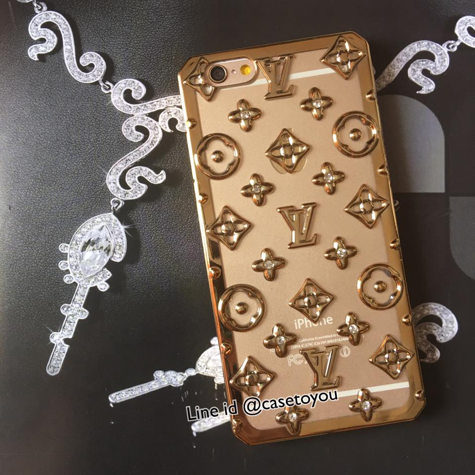 Louis Vuitton #B iPhone 5/5S/SE