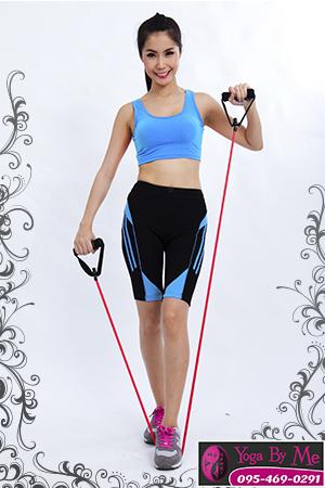 กางเกงโยคะขาสั้น3ส่วน,กางเกงแอโรบิคขาสั้น3ส่วน,กางเกงออกกำลังกายขาสั้น3ส่วน,กางเกงฟิตเนสขาสั้น3ส่วน