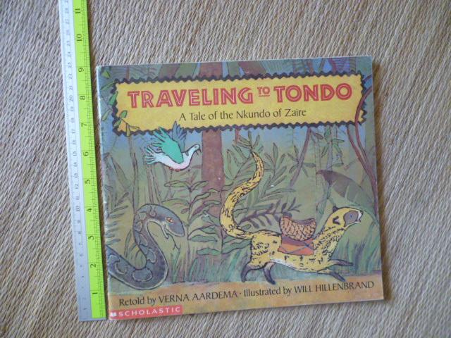Traveling to Tondo (Paperback)