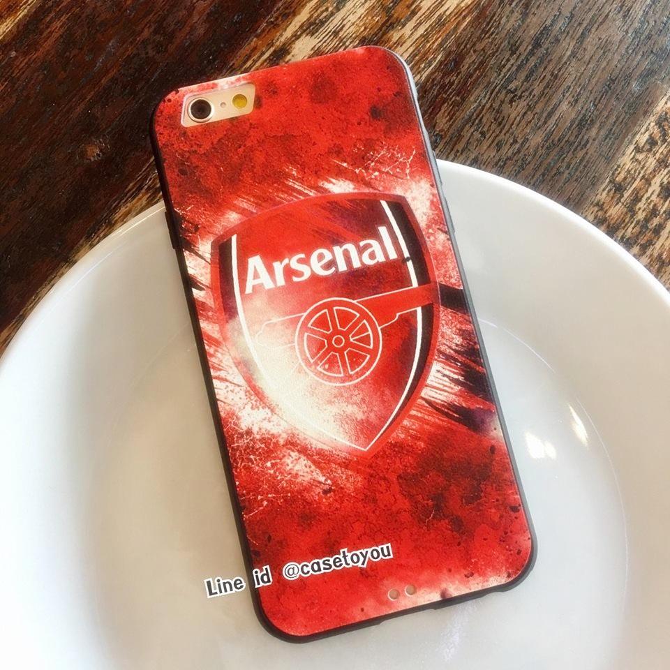 เคสฟุตบอลทีม Arsenal iPhone 7/8