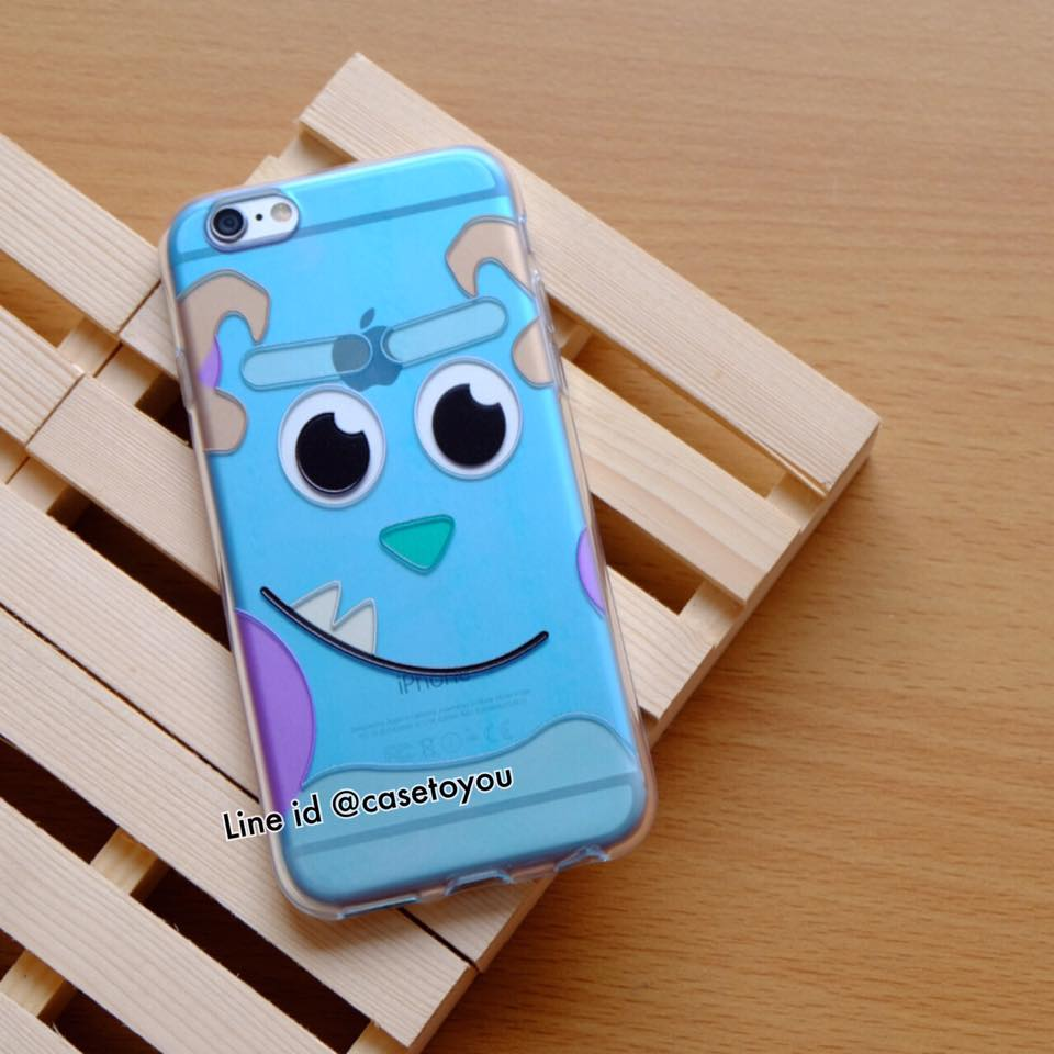 TPU Jelly Sulley iPhone 5/5S/SE