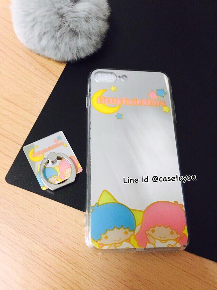 เคสกระจกเงา Little Twinstar iPhone 5/5S/SE