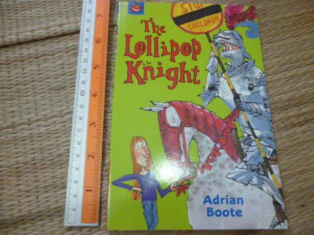 The Lollipop Knight
