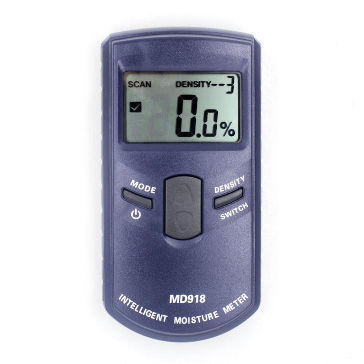 เครื่องวัดความชื้นในเนื้อไม้ (wood Moisture Meter) รุ่น MD918 ย่านการวัด 4%-80% ราคากันเอง