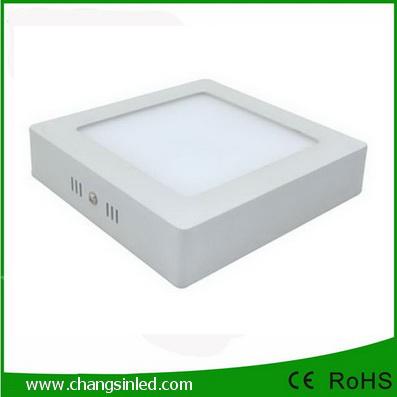โคมไฟ LED ติดเพดาน Surface Mounted Panel Light 24w เหลี่ยม
