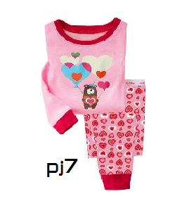 ชุดนอน ไซส์เด็ก 1-2 ขวบ ผ้ายืดใส่สบาย