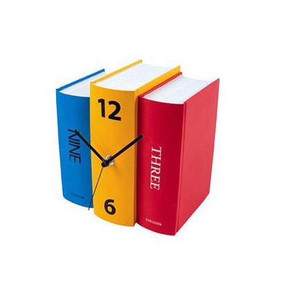 นาฬิกาหนังสือ