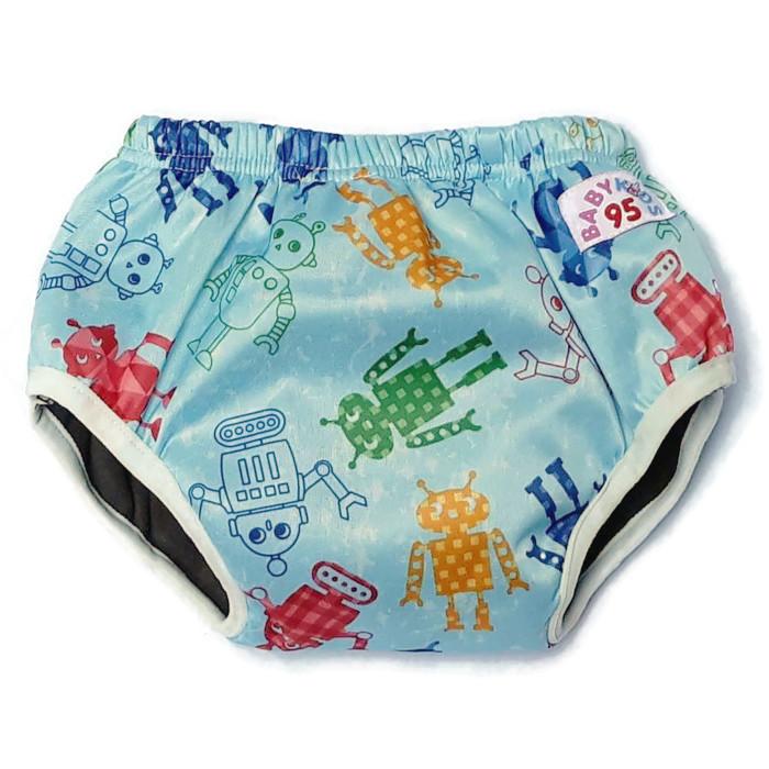 Day Pants Size L-รุ่นชาโคล (Robot)