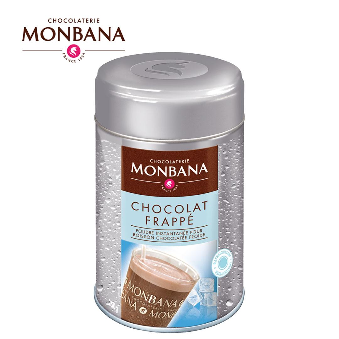 Monbana Iced Chocolate Drink 250g