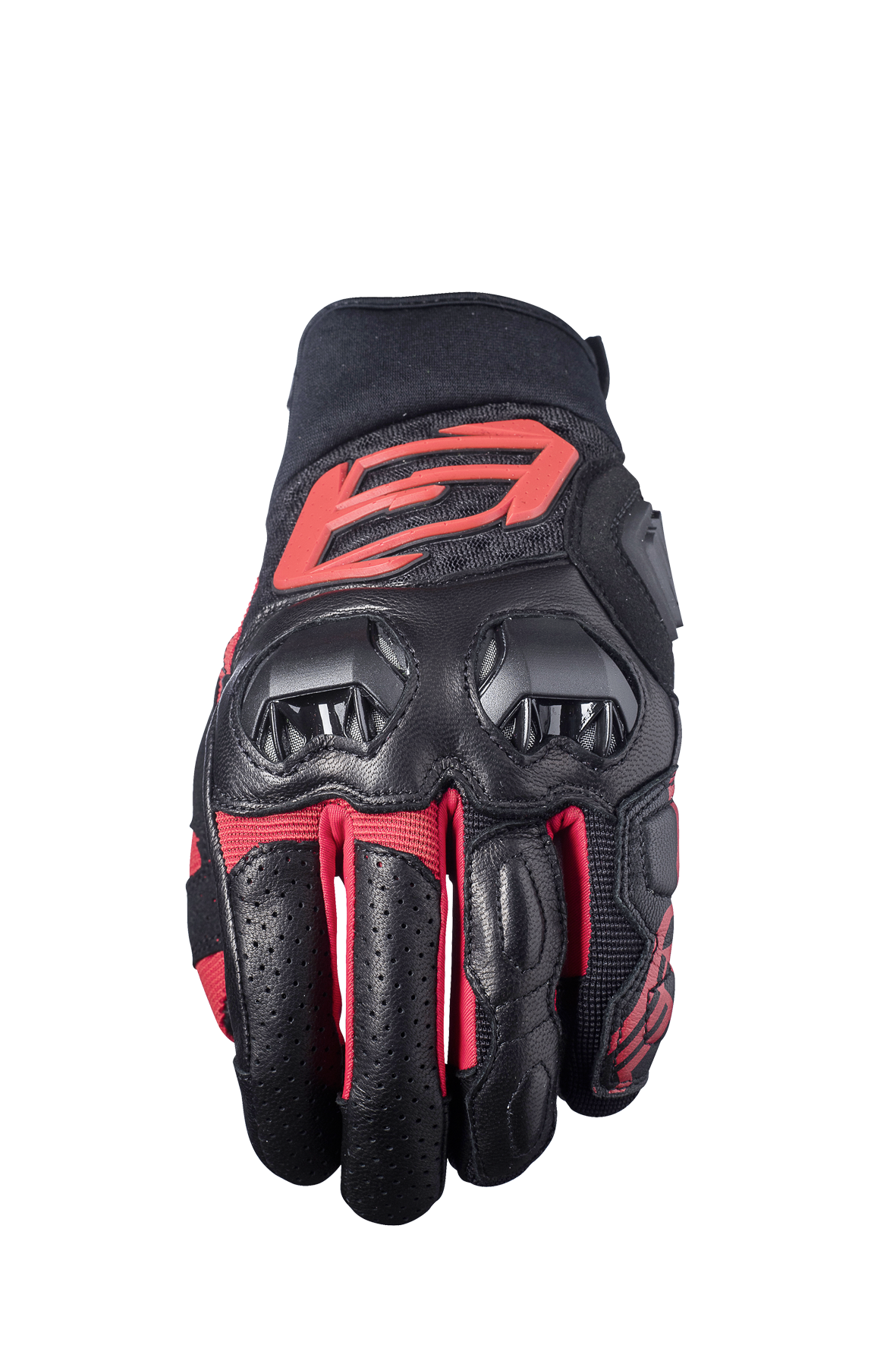 FIVE SF3, Black/Red
