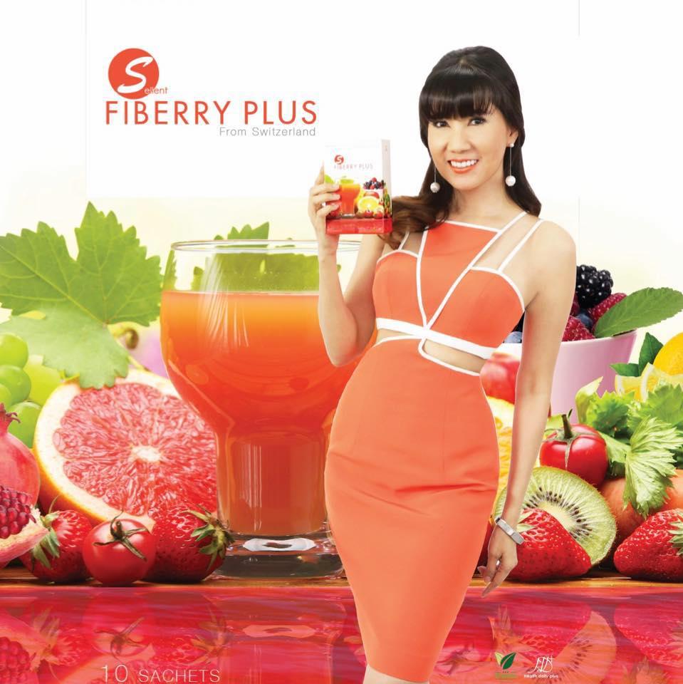 Scellent Fiberry Plus Detox
