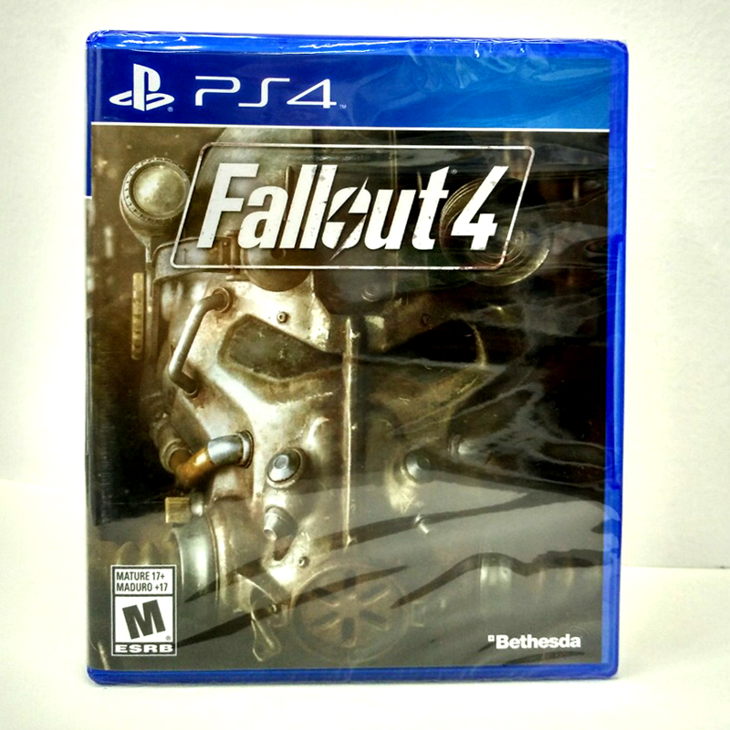 PS4 Fall Out 4 Zone 1 US eng