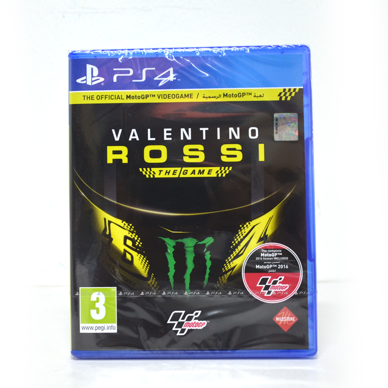 PS4™ MotoGP™ Valentino Rossi The Game Zone 2 EU / English