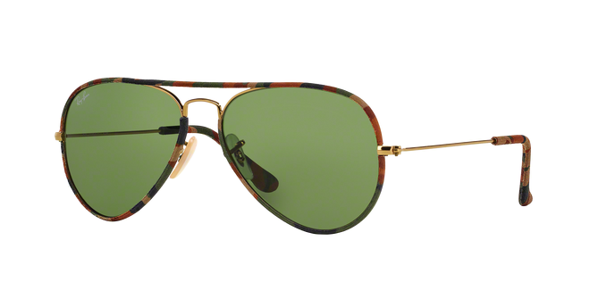 Ray-Ban RB3025JM 168/E4 Multi Gold Color