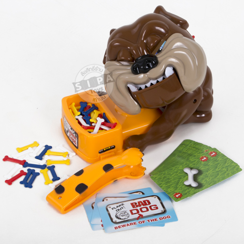 เกมหมาหวงกระดูก BAD DOG...ฟรีค่าจัดส่ง