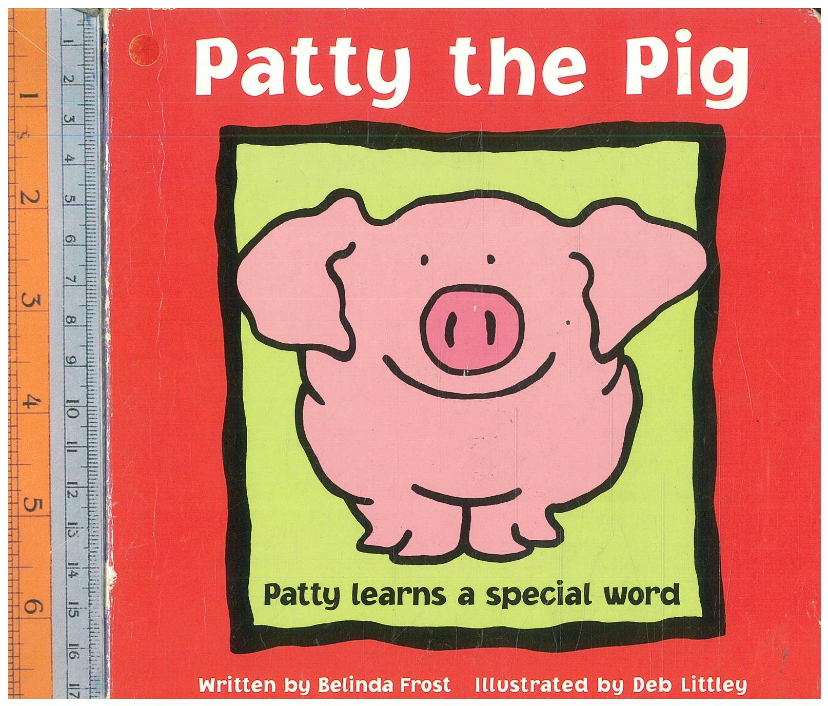 Patty the Pig